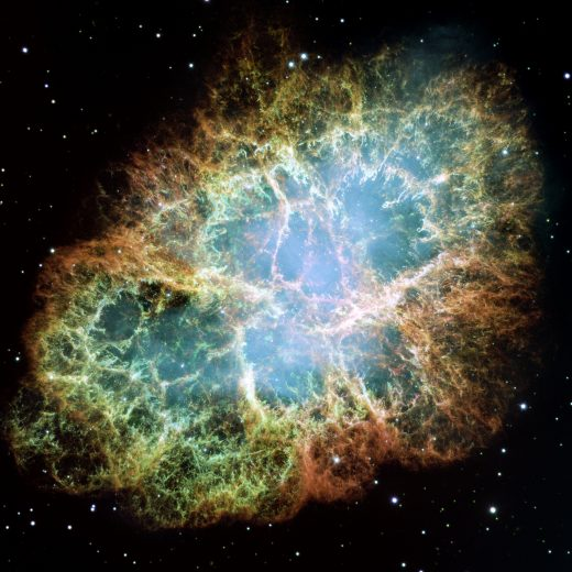 Mgławica Kraba, supernowa